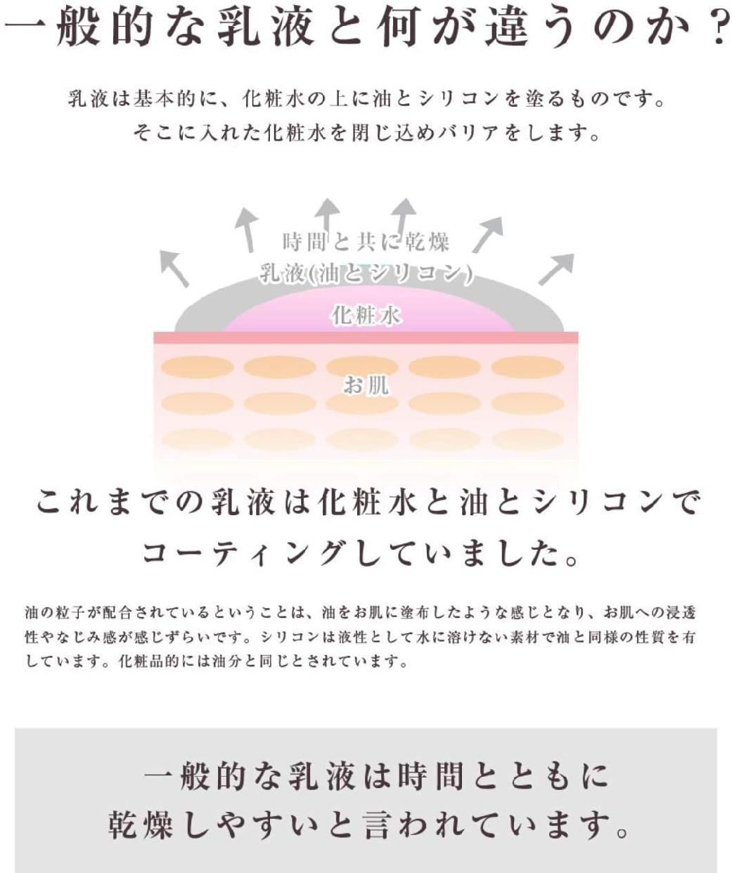 SURISURI(スリスリ) エマルジョン (乳液)の商品画像10