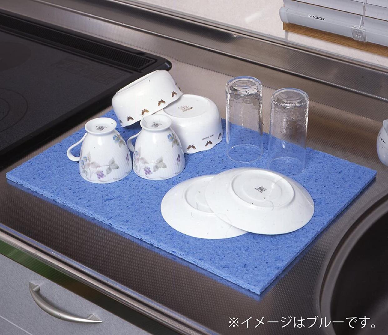 日本インソール工業 セルロース スポンジ 水切りマット 大判の商品画像4