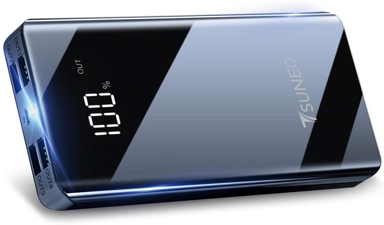 TSUNEO(ツネオ) モバイルバッテリーの商品画像
