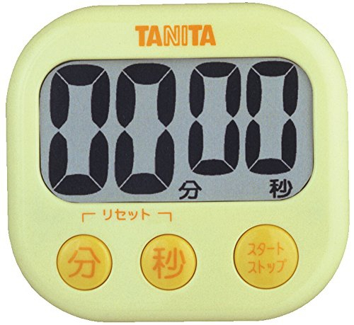 TANITA(タニタ) デジタルタイマー でか見えタイマー TD-384の商品画像