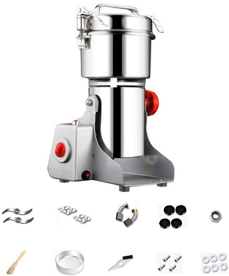 Nikitea(ニキティー) KKmoon 700g 電動粉砕機 シルバーの商品画像4