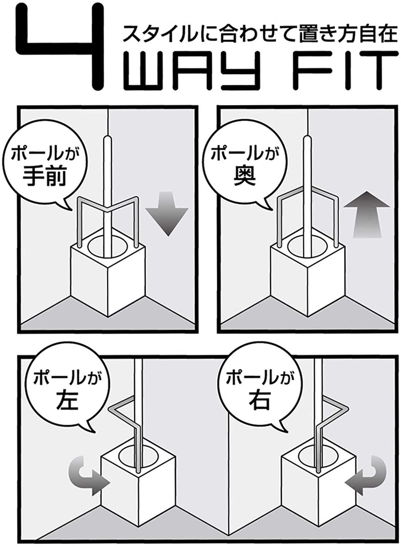 Cubo(キューボ) トイレ ブラシの商品画像7