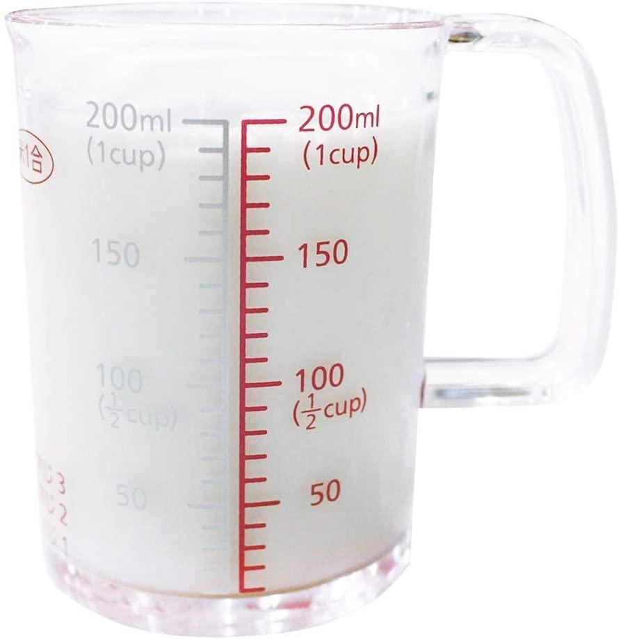 貝印(KAI) どこでも注げる耐熱計量カップ 200ml DH7120の商品画像6