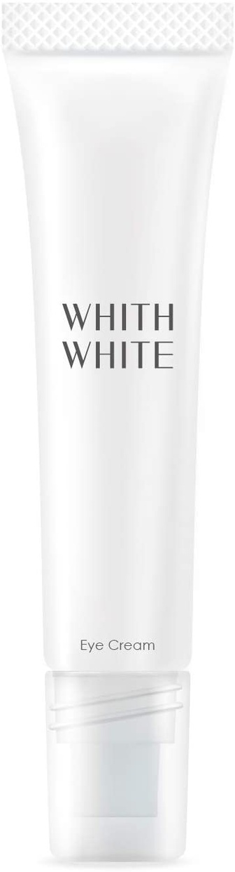 WHITH WHITE(フィスホワイト) アイ クリームの商品画像