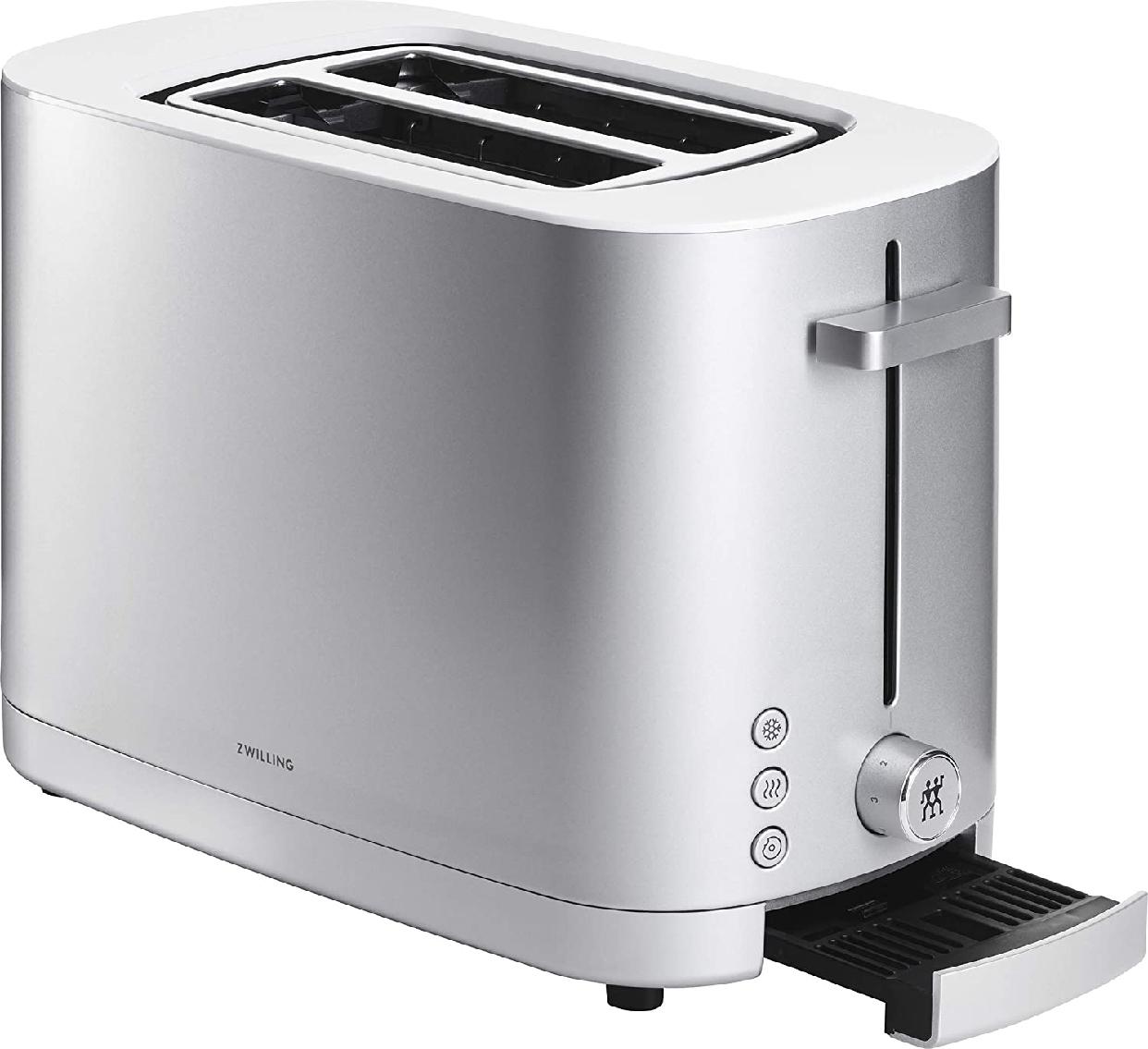 ZWILLING(ツヴィリング) エンフィニジー ポップアップ トースター メタリックシルバー 53101-900-0の商品画像3