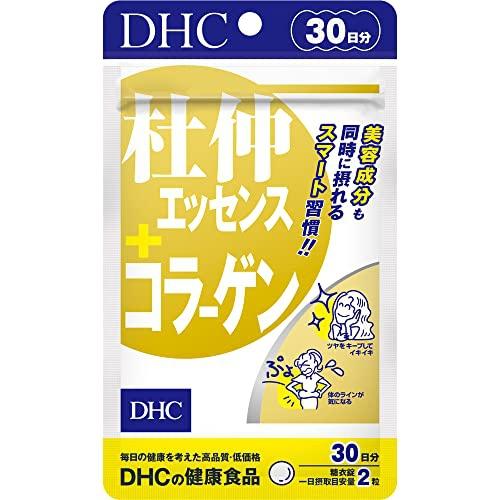 DHC(ディーエイチシー) 杜仲エッセンス+コラーゲンの商品画像
