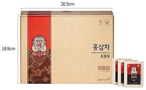 正官庄 紅参茶の商品画像4