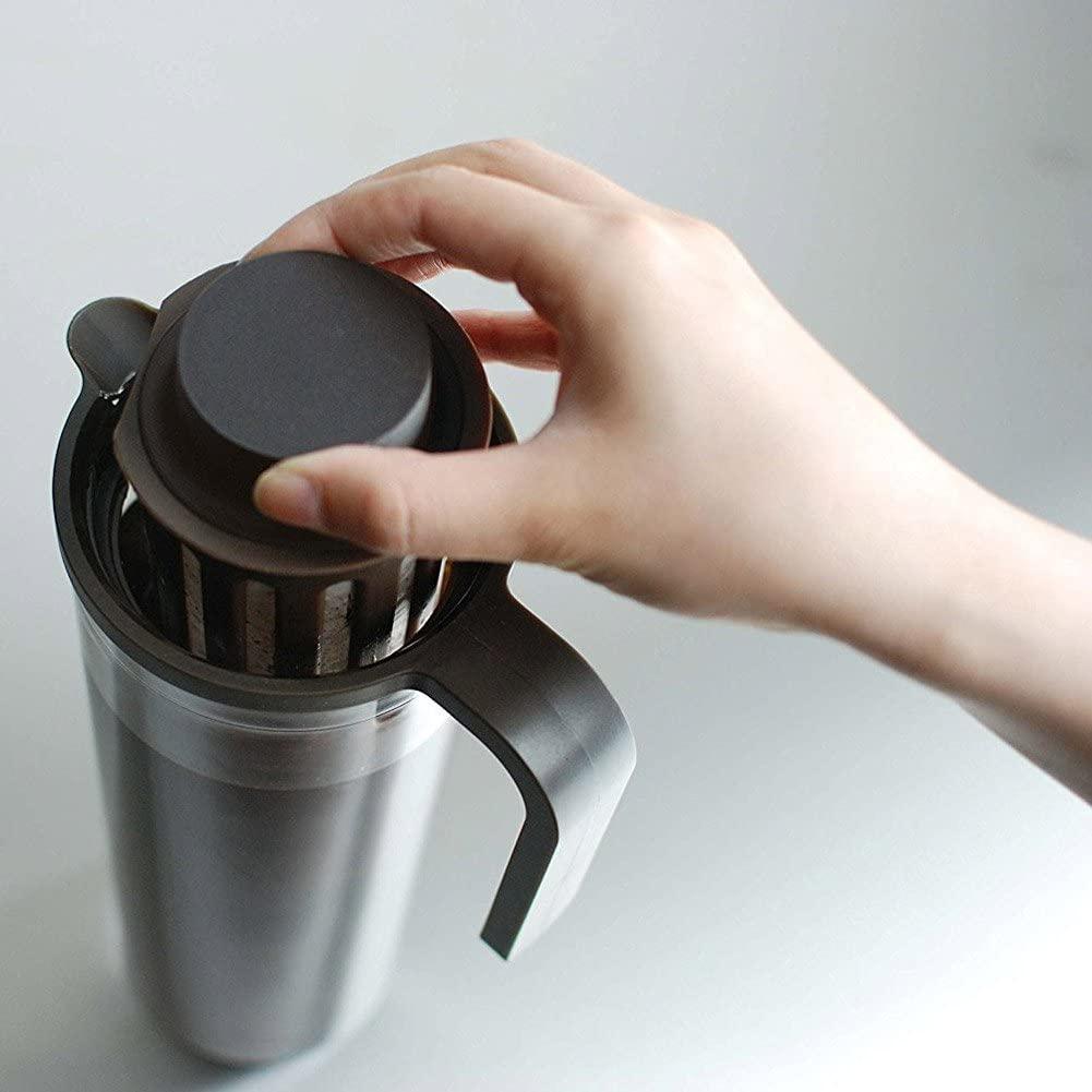 KINTO(キントー) PLUG アイスコーヒージャグ 1.2L 22484 ブラウンの商品画像9