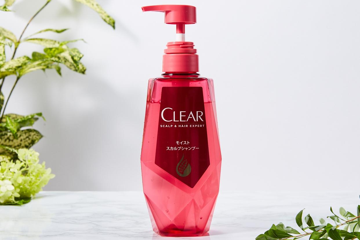 CLEAR(クリア)モイスト スカルプシャンプー