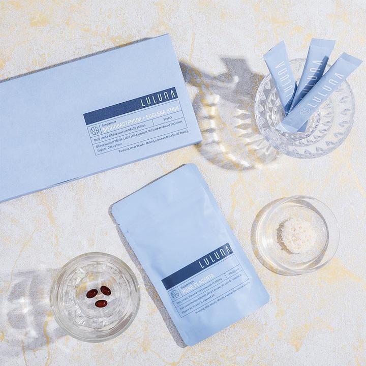 LULUNA(ルルーナ)BIFIDOBACTERIUM + EUGLENA STICK (ビフィズス菌+ユーグレナ スティック)
