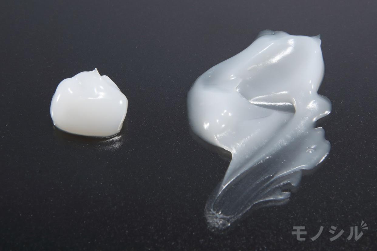 SOFINA jenne(ソフィーナ ジェンヌ) 混合肌のための高保湿ジェル乳液の商品画像5 商品のテクスチャ−