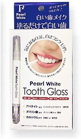 Pearl White(パール ホワイト) トゥースグロス BKDTGの商品画像