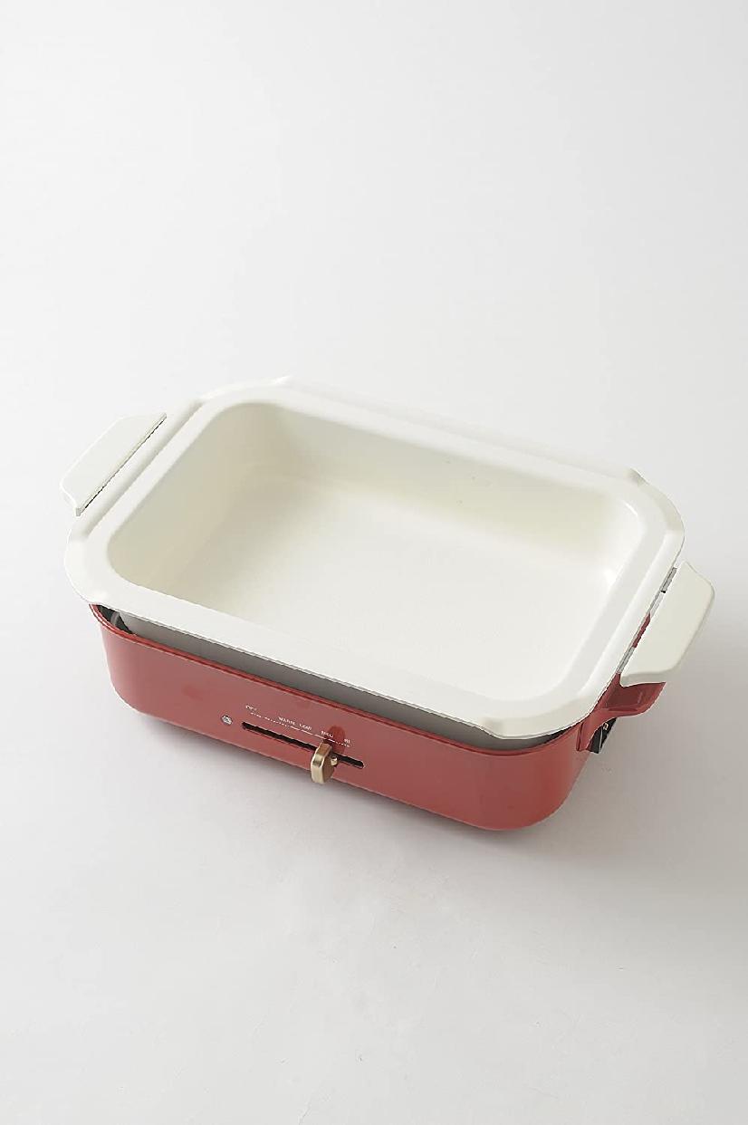 BRUNO(ブルーノ) コンパクトホットプレート用セラミックコート鍋の商品画像6