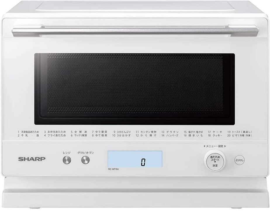 SHARP(シャープ) オーブンレンジ RE-F18Aの商品画像