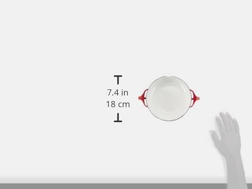 Dansk(ダンスク)コベンスタイルII 両手鍋 18cm 赤 833295の商品画像4