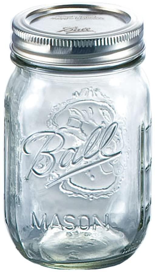 BALL(ボール)メイソンジャー レギュラーマウス 480cc 48701の商品画像