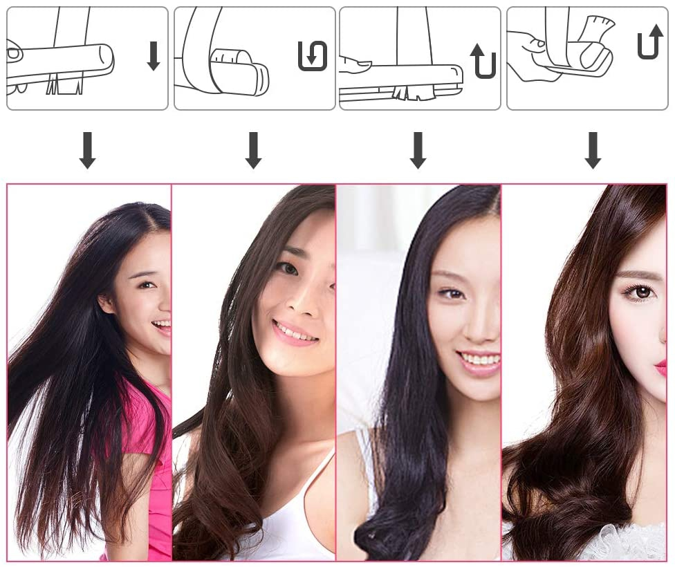 Toogel(トゥーゲル) コードレスヘアアイロンの商品画像7