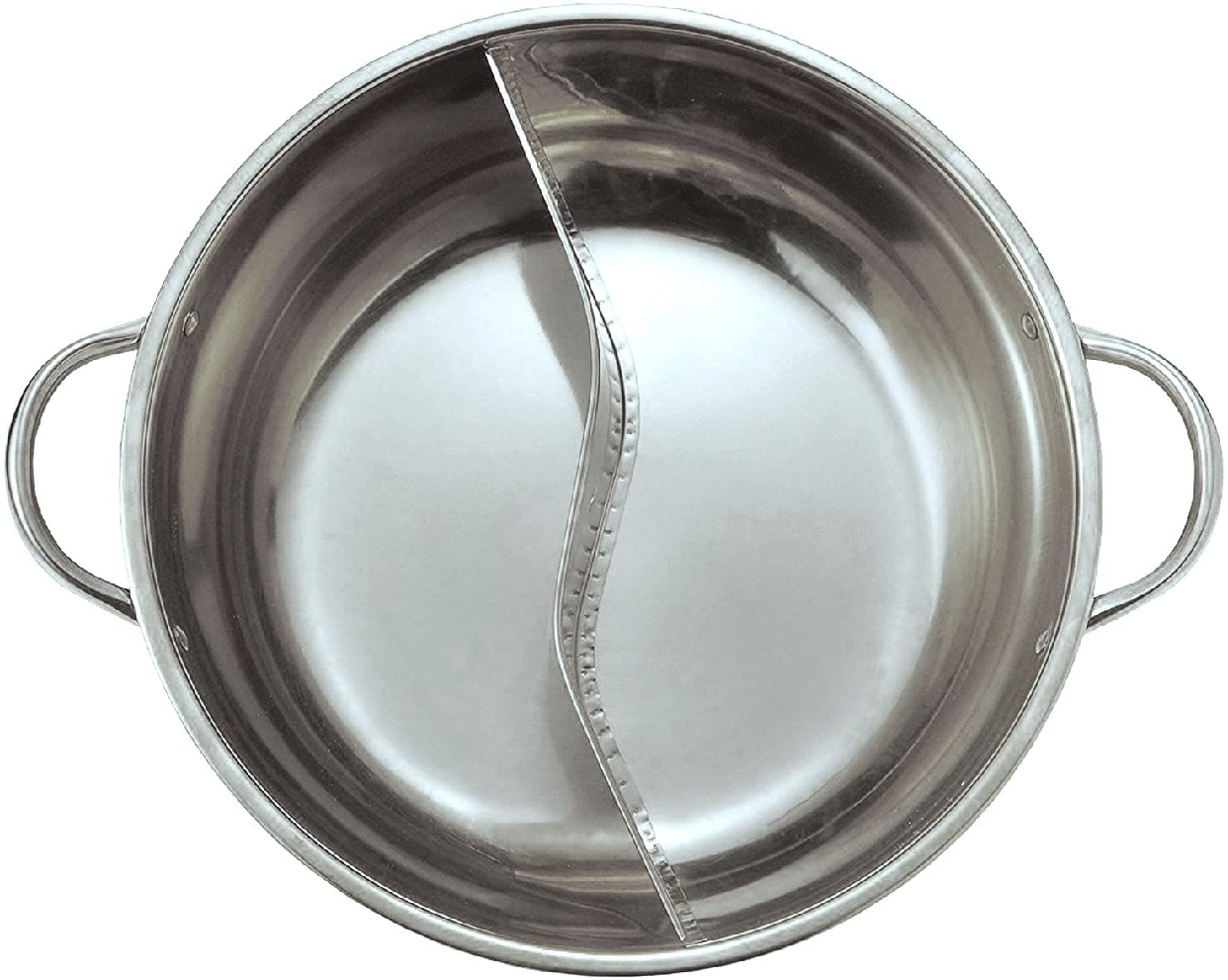 エムワールド2食鍋 ステンレス 28cmの商品画像