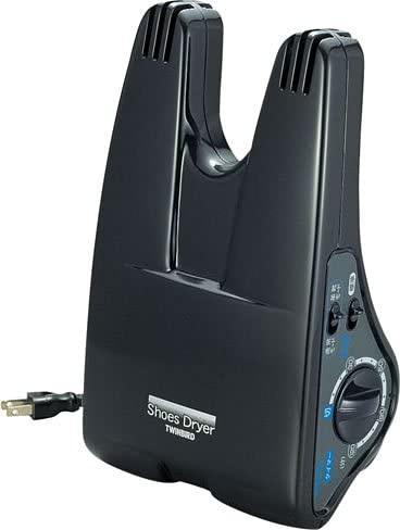 TWINBIRD(ツインバード) くつ乾燥機 シューズパルST SD-4643GYの商品画像