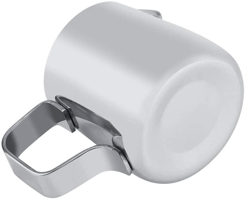Filfeel(フィルフィール)ステンレスミルク泡立てカップ 100ml シルバーの商品画像9
