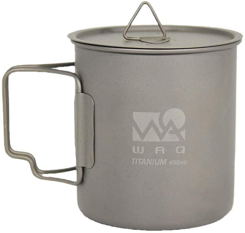 WAQ(ワック) チタンマグの商品画像