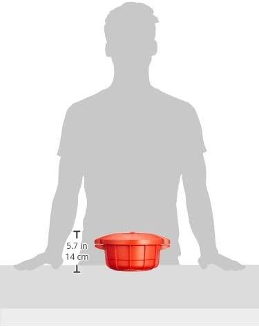MEYER(マイヤー) 電子レンジ圧力鍋 オレンジ 2.3L MPC2.3POの商品画像8