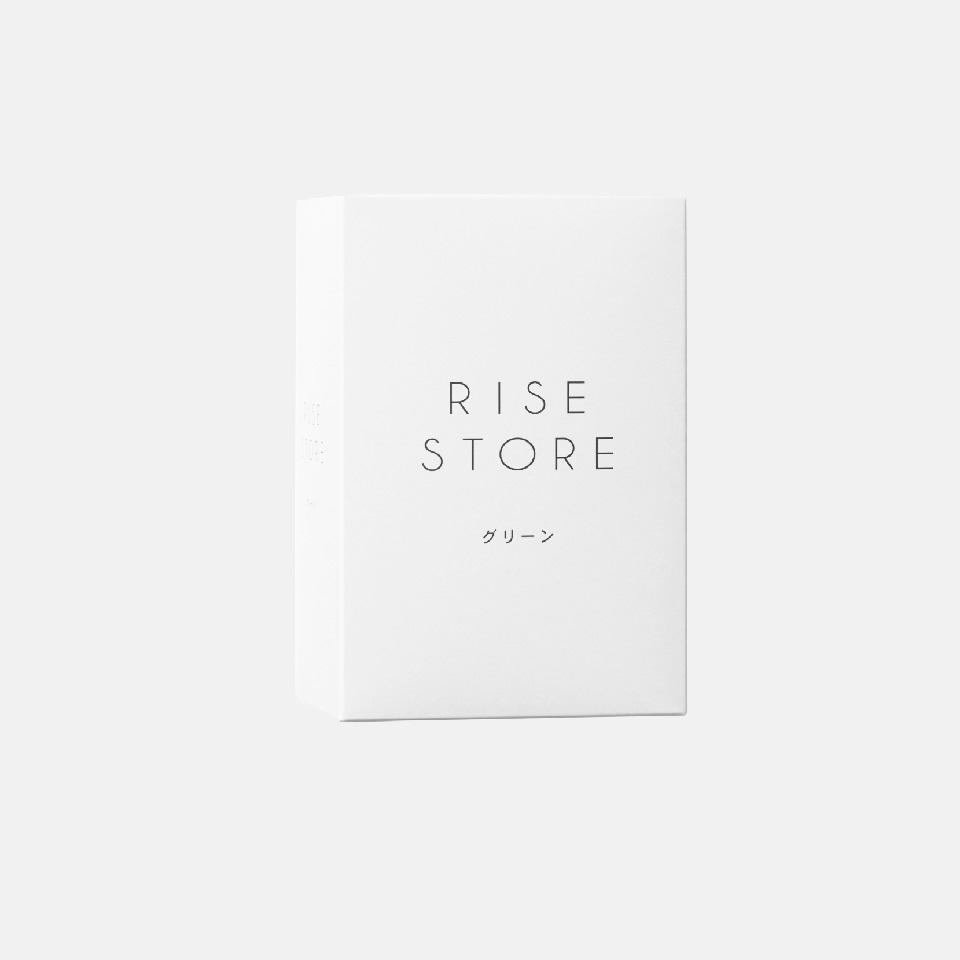 RISE STORE(ライズストア) グリーンの商品画像