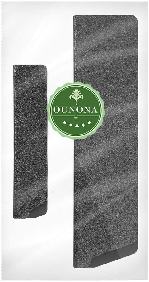 OUNONA(オウノナ) 包丁ケース ナイフシース ナイフカバー プラスチック 黒 2個セット 安全用品の商品画像7