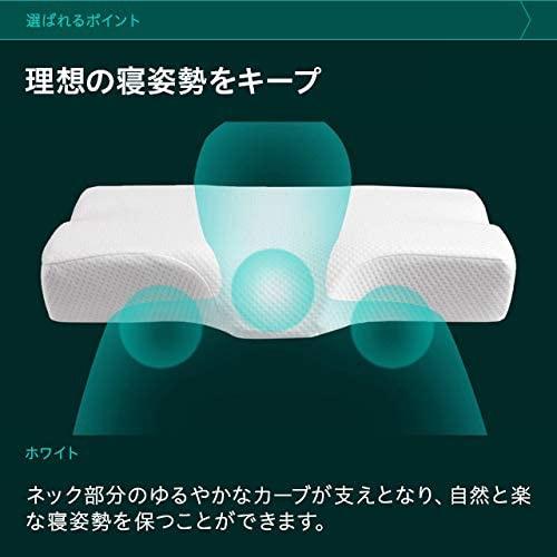 MODERN DECO(モダンデコ) 低反発ウレタン枕 fit 4Dの商品画像2
