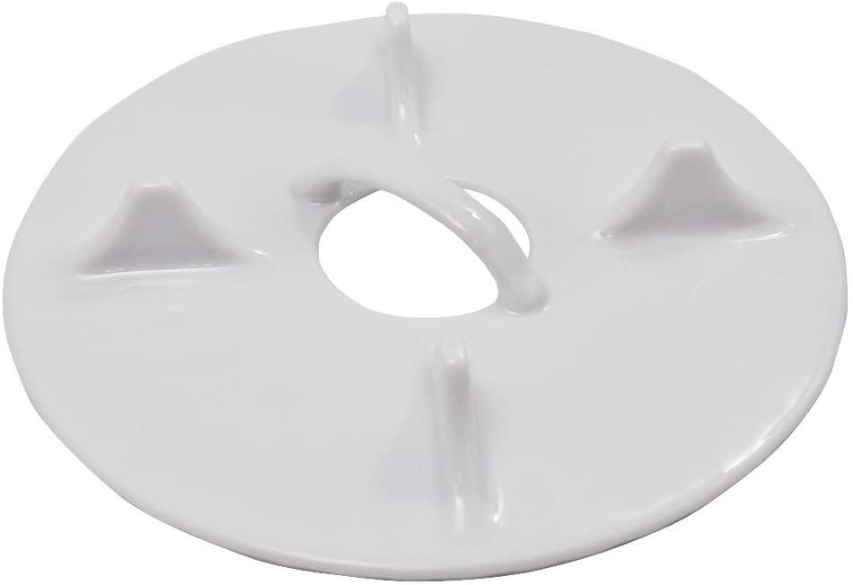 貝印(カイ)蒸し皿 & 落し蓋 16cm ホワイト DH-3110の商品画像2