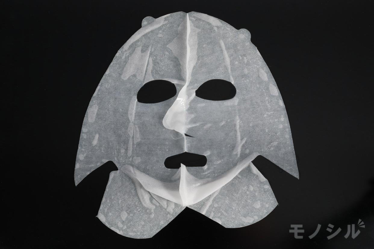 肌美精(HADABISEI) 3D濃厚プレミアムマスク (保湿)の商品画像4 商品の形状