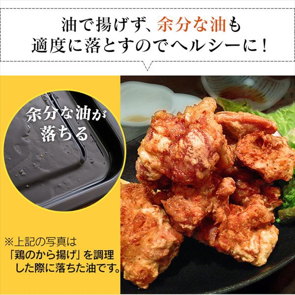 IRIS OHYAMA(アイリスオーヤマ) コンベクションオーブン シルバー FVC-D15B-Sの商品画像5