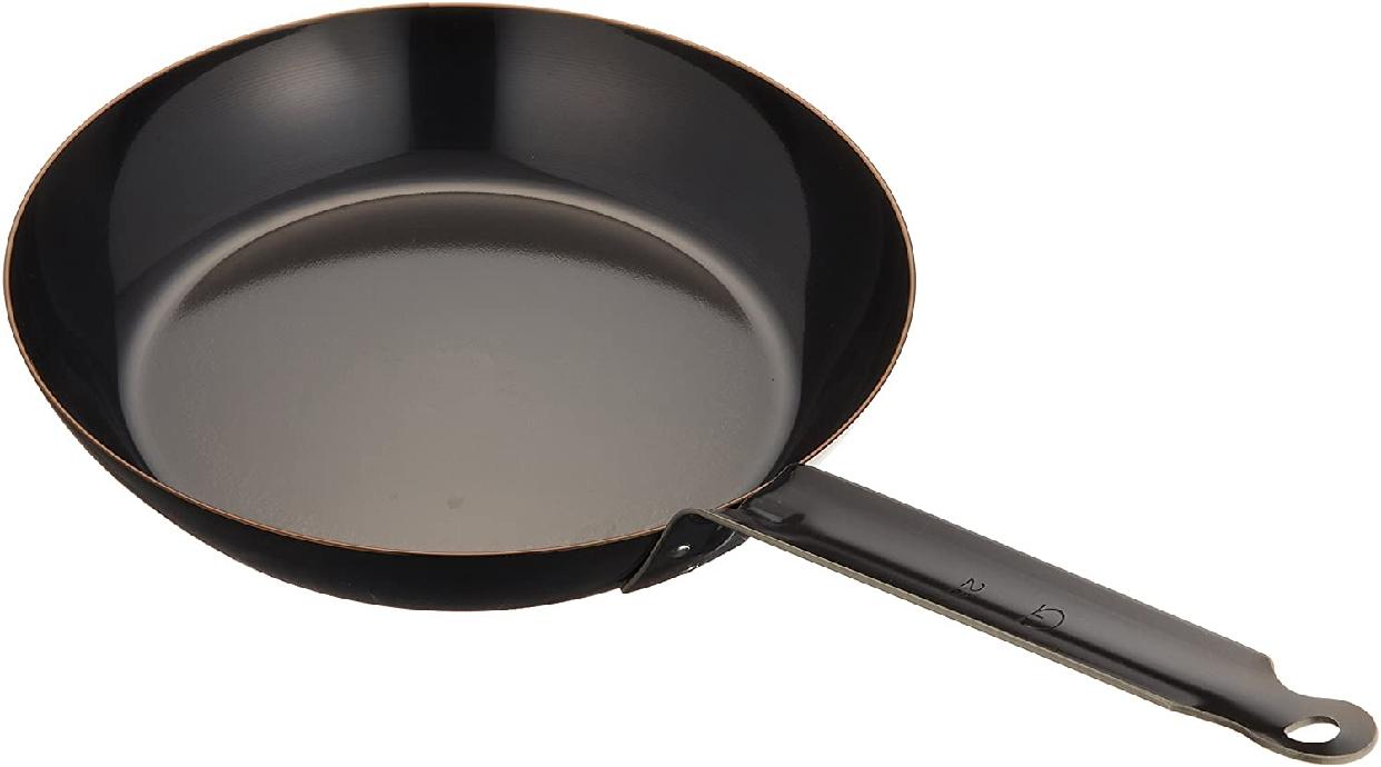 遠藤商事 鉄黒皮厚板フライパンの商品画像