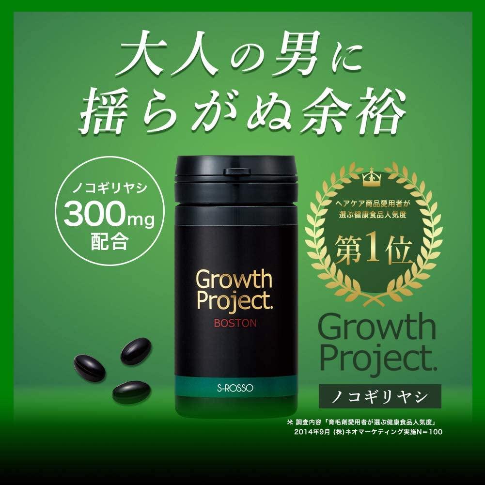 Growth Project.(グロースプロジェクト) ボストンの商品画像2