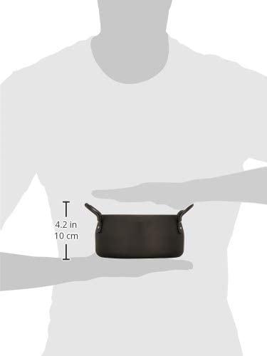 和平フレイズ(ワヘイフレイズ)匠弥(たくみや) 鉄 共柄天ぷら鍋16cm ブラック TY-042の商品画像4