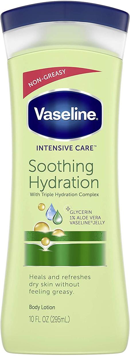 Vaseline(ヴァセリン)スージングハイドレーション