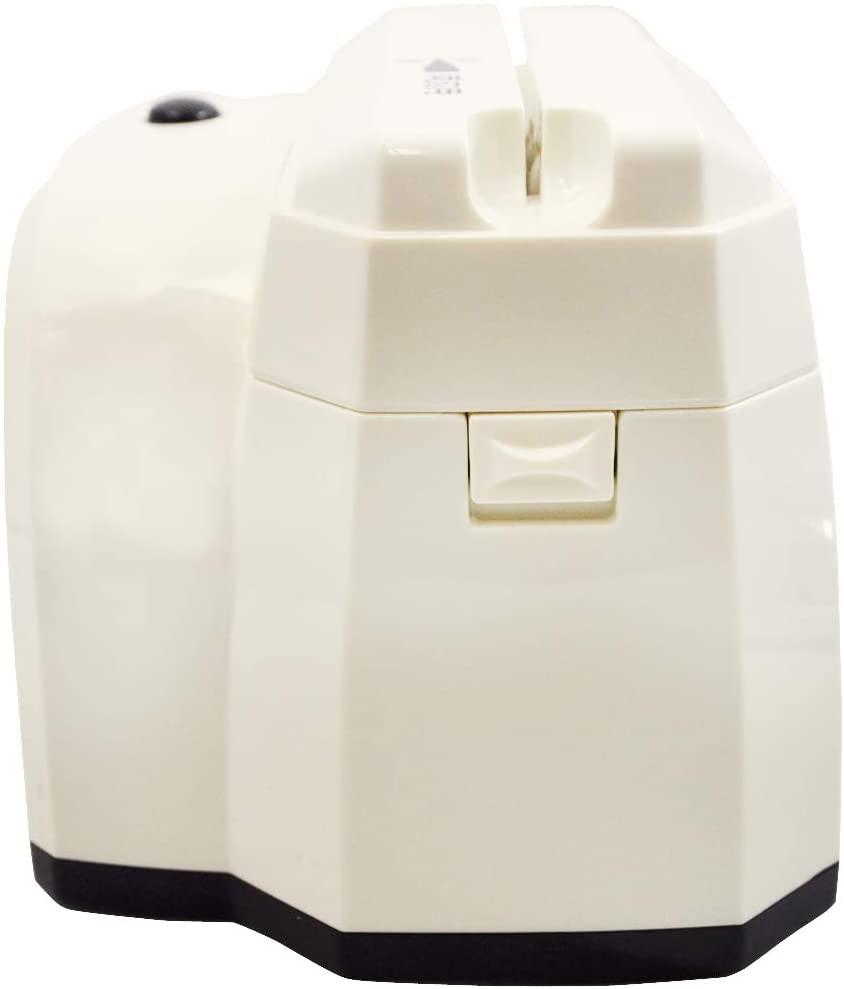 貝印(KAI) シャープナー (包丁研ぎ器) SELECT100 ワンストローク ホワイト AP0133の商品画像4