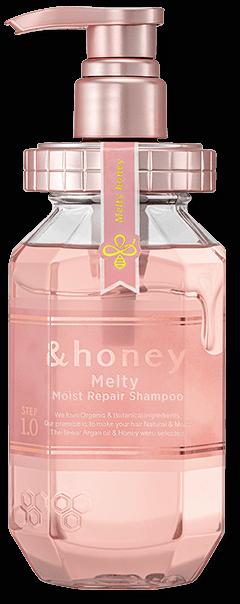 &honey(アンドハニー) メルティ モイストリペアシャンプー1.0