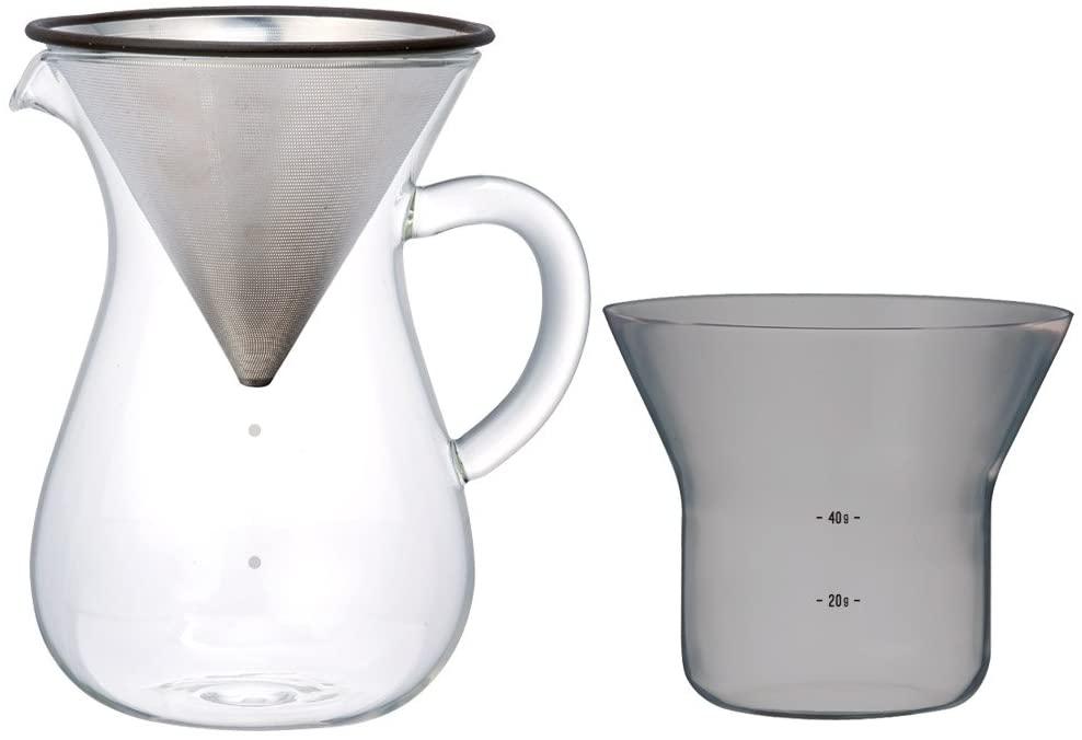 KINTO(キントー) SCS コーヒーカラフェセット 4cups 27621の商品画像