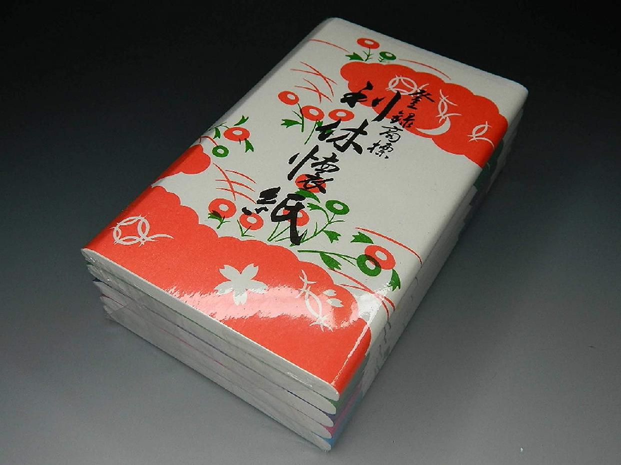 徳増茶道具(トクマサドウグ) 利休懐紙 無地 女性用 150枚の商品画像7