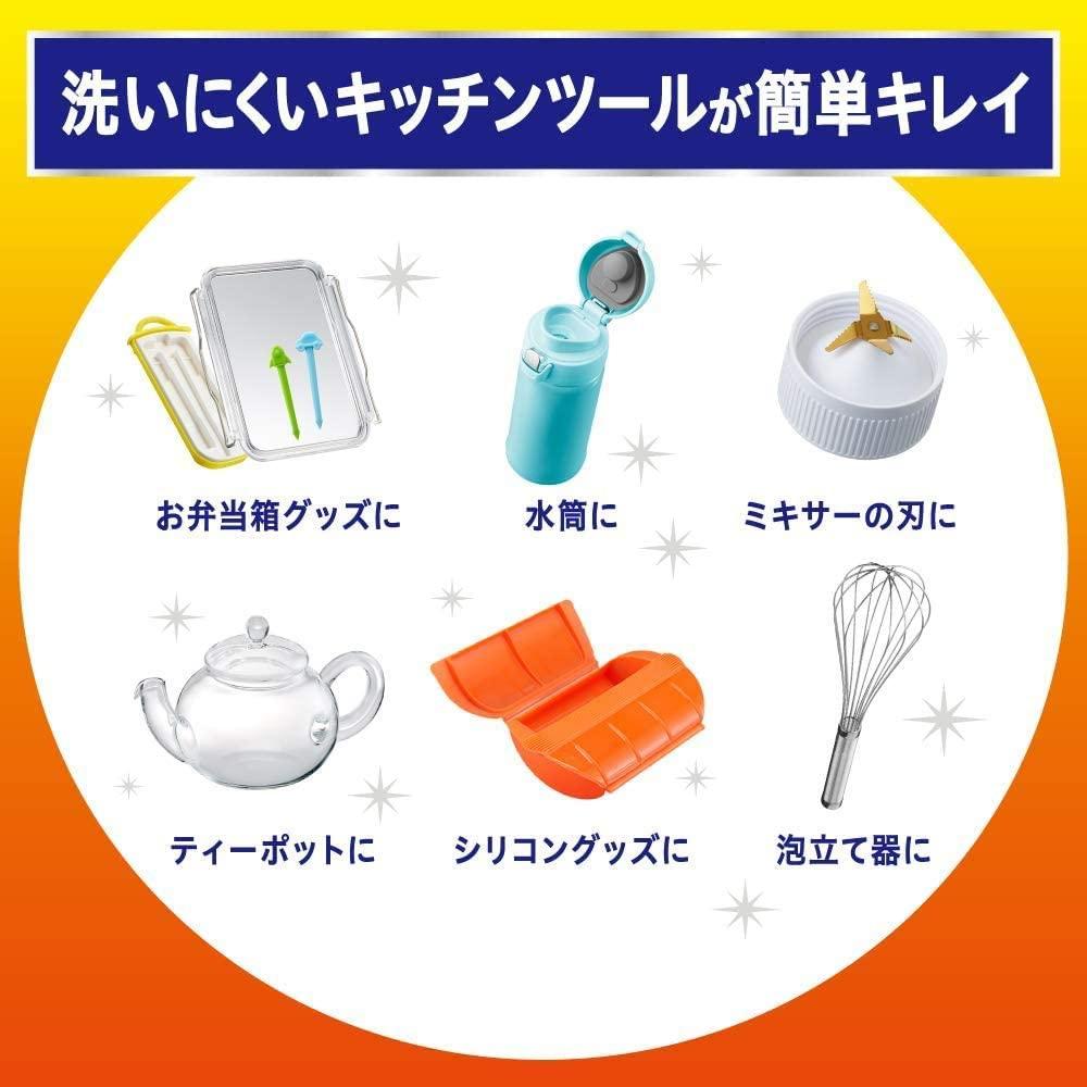 花王(kao) キュキュット クリア泡スプレーの商品画像9