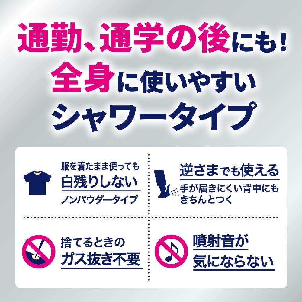 Bioré(ビオレ) Z 薬用ボディシャワーの商品画像6