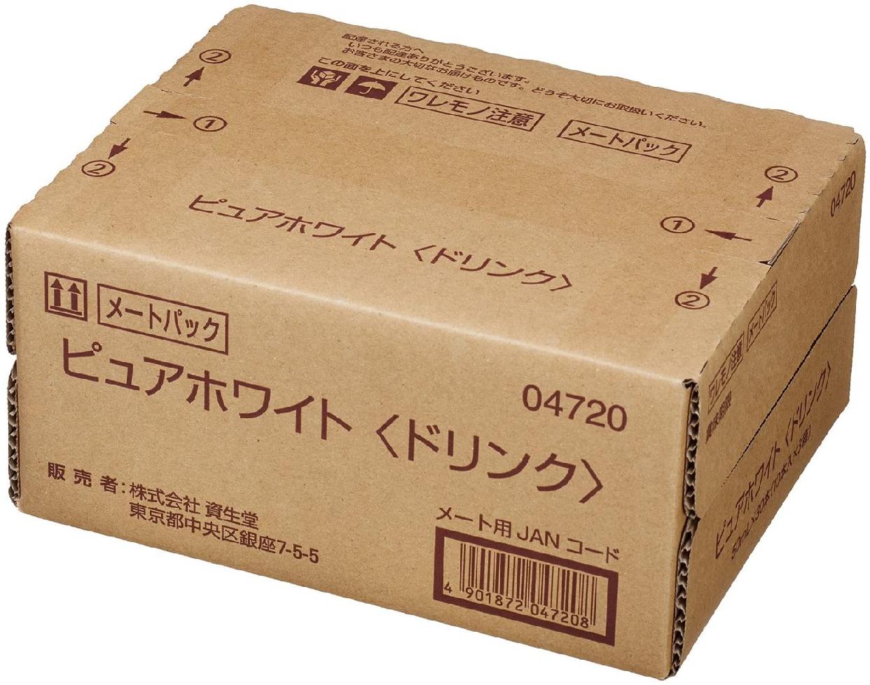 資生堂(しせいどう)ピュアホワイトの商品画像4