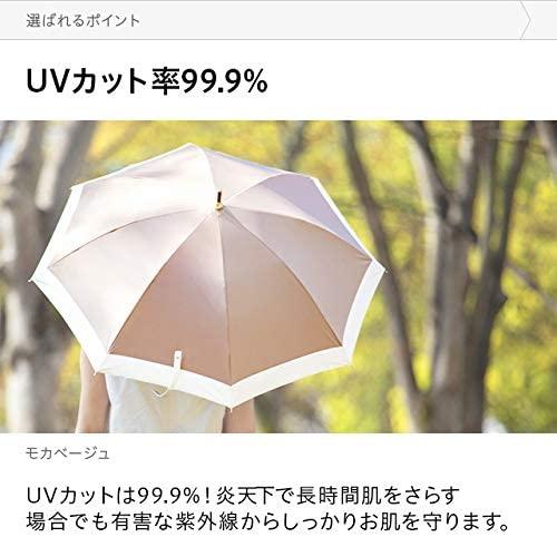 MODERN DECO(モダンデコ) 晴雨兼用 UVカット日傘 エッジラインタイプの商品画像3