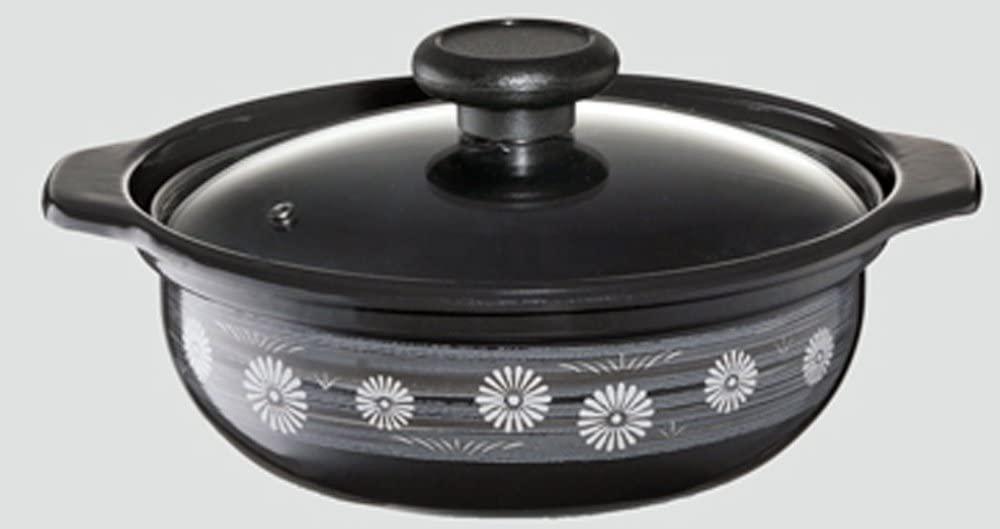 高木金属(タカギキンゾク)ホーローあじわい鍋 弥生18cm HA-Y18の商品画像4