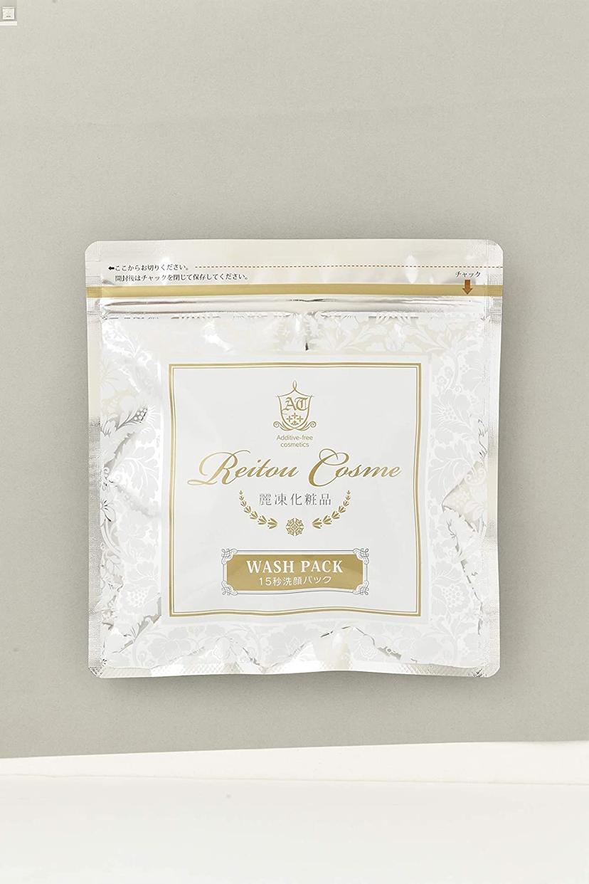 麗凍化粧品(Reitou Cosme) 15秒洗顔パックの商品画像3