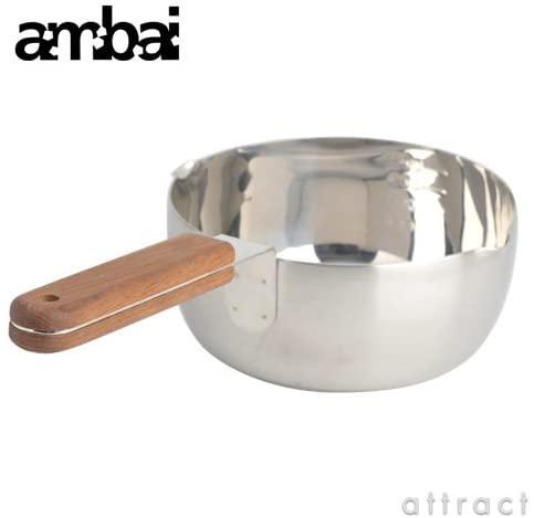 ambai(アンバイ) 雪平 16cm ISK-52016 シルバーの商品画像3