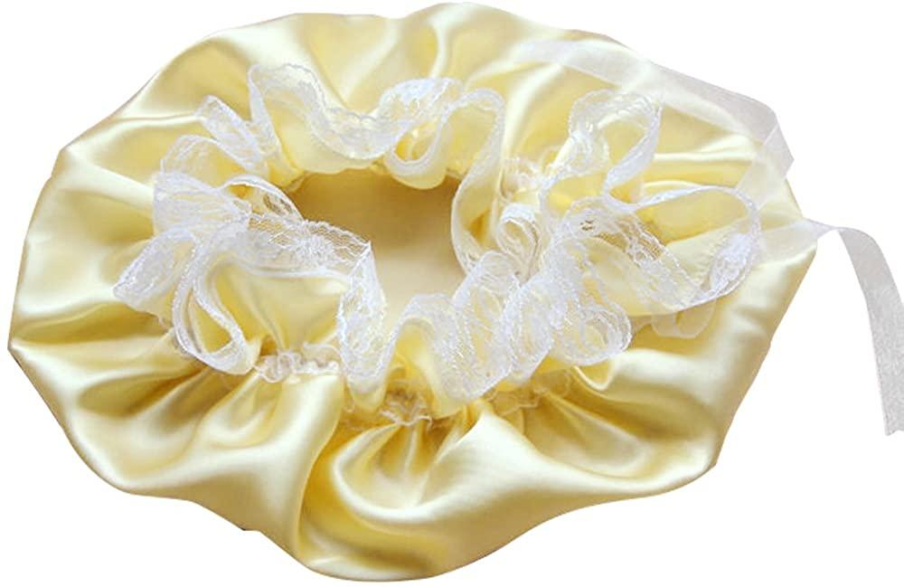 YUKISS(ユキス) シルク ナイトキャップの商品画像