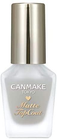 CANMAKE(キャンメイク) カラフルネイルズ MTC マットトップコートの商品画像