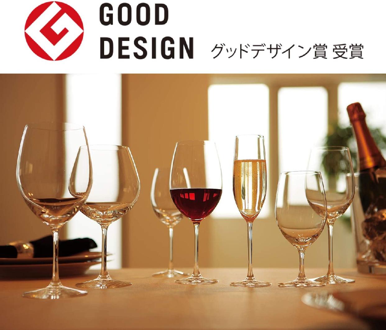東洋佐々木ガラス シャンパン RN-10254CS クリアの商品画像4